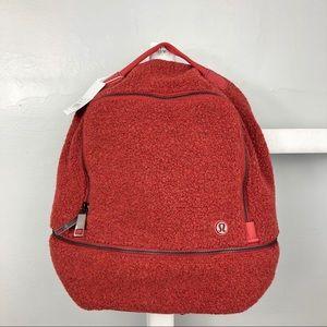 Lululemon Sherpa Mini City Adventurer Backpack